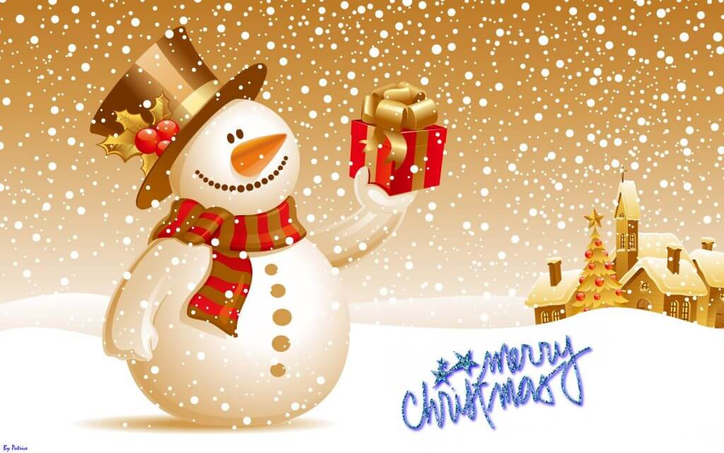 Merry Christmas Image.Wishing You A Merry Christmas And A Happy New Year